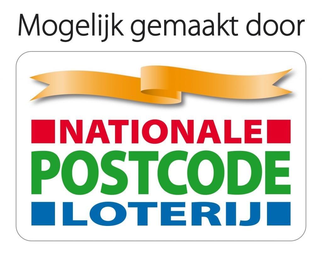 Nationale Postcode Loterij Mogelijk gemaakt door