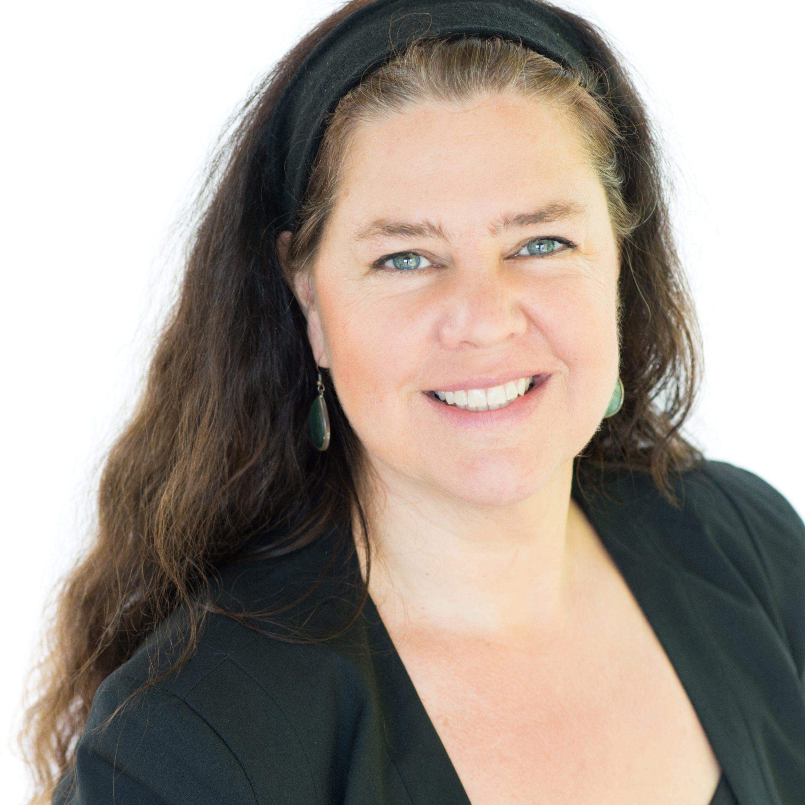 Portretfoto Heleen van den Hombergh