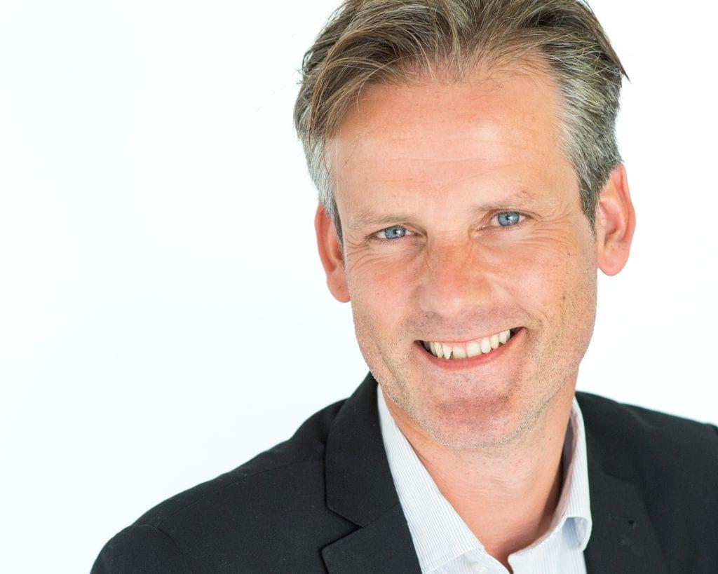 Portretfoto Jan Willem den Besten