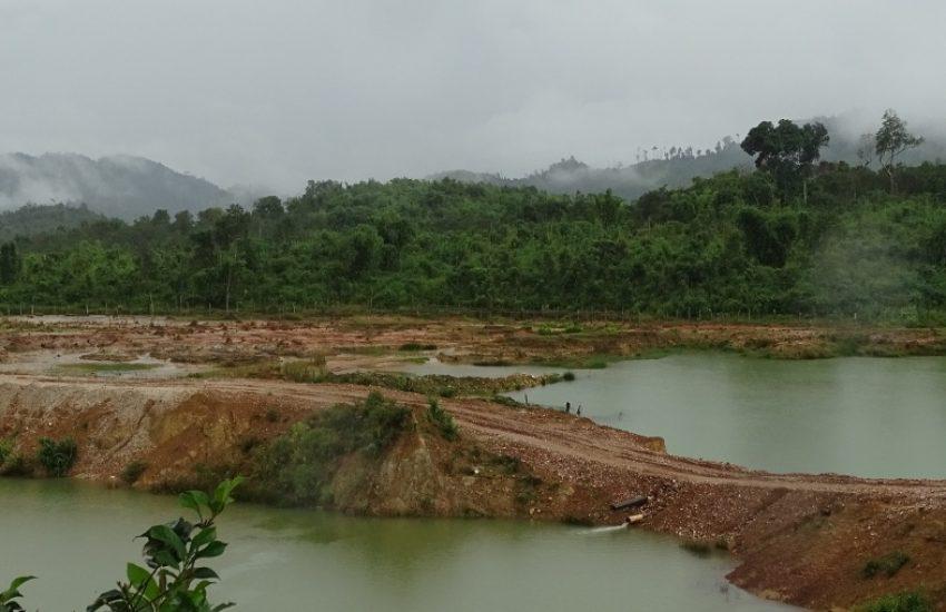 Mijnbouw in Myanmar