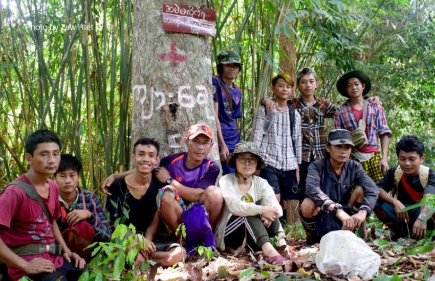 Myanmar SRJS programme - Photo by Photo by Zaw Htet